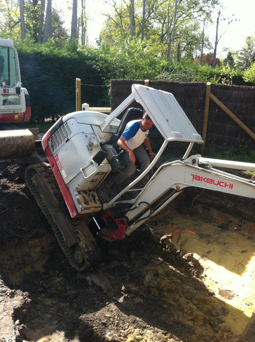 Stpi travaux publics terrassement et assainissement lanton bordeaux gironde 33 - Terrassement bassin d arcachon tourcoing ...